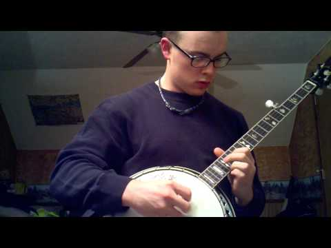 fast banjo - My rendition of an old Earl Scruggs tune called Groundspeed.
