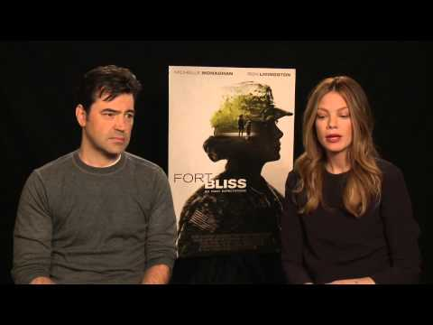 Fort Bliss: Exclusive Interview with Ron Livingston & Michelle