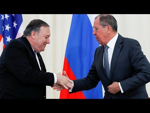 Συμφωνία Λαβρόφ – Πομπέο για εξομάλυνση των σχέσεων Ρωσίας – ΗΠΑ…