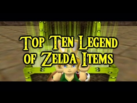 items - Inquiries are still underway as to how the green guy can hold so many of these trinkets. Follow me on Twitter: https://twitter.com/rabbidluigi Like me on Fac...