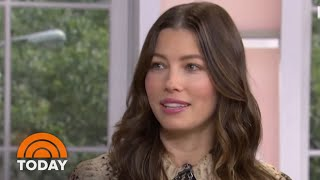 Jessica Biel Declares 'I Am Not Against Vaccinations' Amid Controversy   TODAY