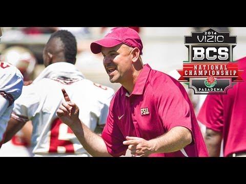 Jeremy Pruitt: Born To Coach