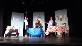 CA125: An original play about cancer, hope & support.