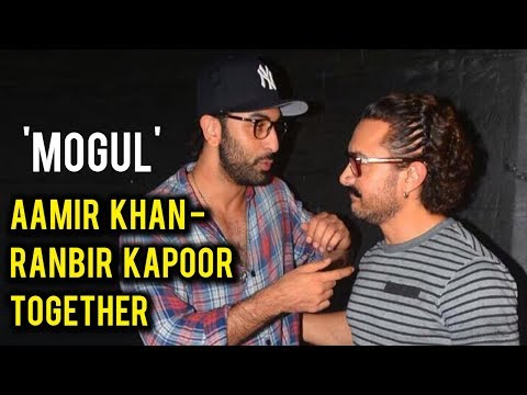 Aamir Khan Offers Ranbir Kapoor 'MOGUL' - Gulshan