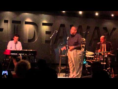 Fred Wesley - Pass The Peas at The Hideway, Streatham UK