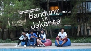Video Bandung VS Jakarta MP3, 3GP, MP4, WEBM, AVI, FLV November 2018