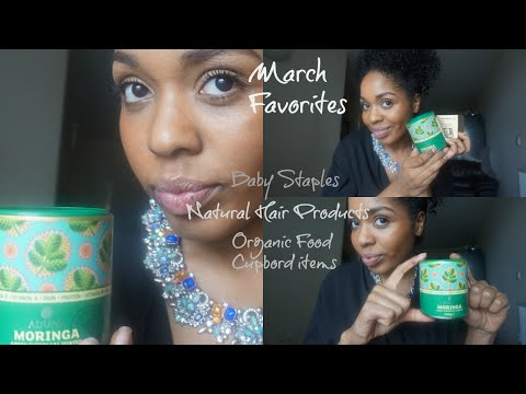 MARCH FAVOURITES 2015 – Baby products – Natural Hair – Food cupboard