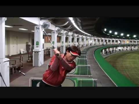 ゴルフ スイング レッスン トップ golf swing top of swing wmv