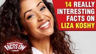 14 Interesting Facts On Liza Koshy You Need to Know!Liza Koshy has been quickly climbing the ladder of success on YouTube, with over over 6 million subscribers between 2015 and December of 2016. The multitalented comedic YouTuber Liza Koshy can not only make you laugh, but she can dance, and act, quite well. From vine, to Instagram, to YouTube, she dominates every platform she touches. But just to give you a little more info about who this Social media rock star is, in this video we're gonna take a look at some facts on Liza Koshy.Check out Liza Koshy's boyfriend Dave Dobrik. And find out what Liza Koshy's parent's had her do at a Spanish Restaurant.::: Also Watch :::10 Richest YouTubers - 2016 Editionhttps://www.youtube.com/watch?v=JDjMB1QVG1M5 Famous Youtubers No Longer Famous! - Vol. 1https://www.youtube.com/watch?v=yuDpp7dMSUI10 Scariest YouTube Channels!https://www.youtube.com/watch?v=sT88FiZz0TA7 YouTubers Injured While Filming for YouTube - Facts Onhttps://www.youtube.com/watch?v=JNP0Jg1L-3sYouTubers with Weird Medical Conditions!https://www.youtube.com/watch?v=NfrgZnGKXg0--Music by DJ ViperVexxhttp://www.youtube.com/user/ViperVexX:::FOLLOW and FIND ME HERE:::Facebook: http://tinyurl.com/c4on5yhInstagram: http://www.instagram.com/keseankentonTwitter: http://tinyurl.com/mtvzb32Tumblr: http://tinyurl.com/q85lkwkGoogle+: http://tinyurl.com/kq3y88z