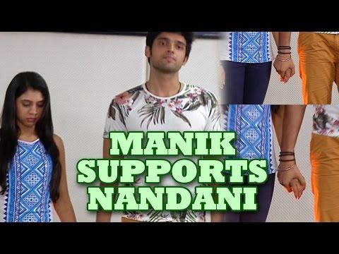 Manik supports Nandani   Neeraj Gaba promotes MTV