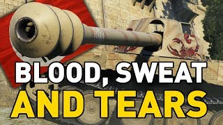 """World of Tanks - Skorpion. Today D1s1990 from the RU server is going to bleed, sweat and possibly cry in his T8 German premium tank destroyer, the Skorpion.SUBSCRIBE for more videos!: ►https://goo.gl/5VIiJnT-SHIRTS: ►https://goo.gl/s2OINqLIVESTREAMS: Tuesdays, Thursdays and Sundays for 5 hours+ Starting @ 18:00-CET / 17:00-GMT / 12:00-EST►http://www.twitch.tv/quickybabyTwitter ►http://www.twitter.com/quickybabyFacebook ►http://www.facebook.com/quickybabyI'm partnered with G2A, get the latest games at the best prices! ►3% cashback using MY code: ►BABY◀ https://www.g2a.com/r/quickybabyQuickyBaby's FAQ►https://goo.gl/4Mi8wj___World of Tanks is a Free 2 Play online game published by Wargaming and is available as a free download here:https://goo.gl/AcgARAUse invite code """"QUICKYBABY4WOT"""" to get a T-127 with a 100% crew, 500 gold, 7 days premium, and a gun laying drive!"""