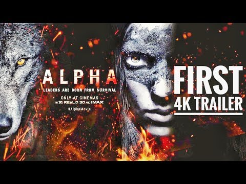 Alpha 2018:Kodi Smit McPhee Action Drama Official 4K Trailer|By Mr.BeardStudiosOfficial
