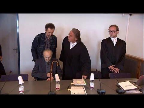 Γερμανία: Ξεκίνησε η δίκη 95χρονου ναζί