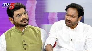 BJP MP Candidate Kishan Reddy Exclusive Interview | MP Elections 2019
