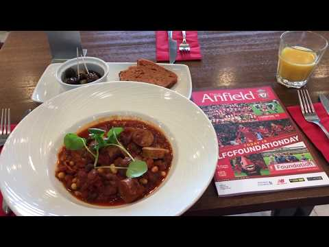 Liverpool F.C. V Stoke  Match-day Hospitality At The Kemps