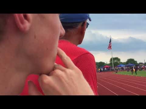 2018 NJ Meet of Champs 1600m 4:08