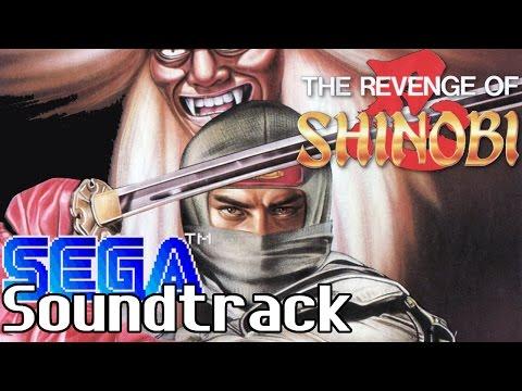 test the revenge of shinobi megadrive