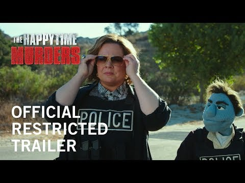 The First Restricted Trailer for The Happytime