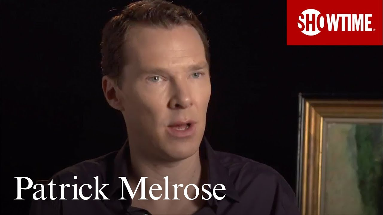 Benedict Cumberbatch Charmingly Struggles with Sobriety & the Voices in His Head as 'Patrick Melrose' in Showtime's Dark Comedy Limited Series