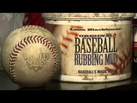 레나 블랙번 베이스볼 러빙 머드 (Lena Blackburne Baseball Rubbing Mud)