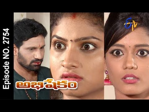 Abhishekam | 14th November 2017 | Full Episode No 2754