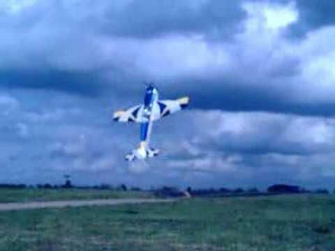 Aeromodelo em Fernandópolis - Jean