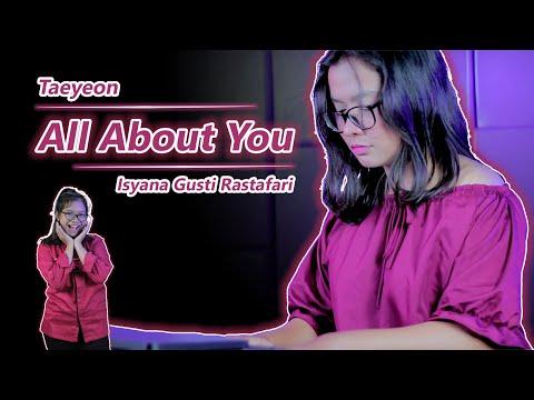 Taeyeon - All About You ( Hotel Del Luna OST ) / Isyana Gusti Rastafari ( Piano )