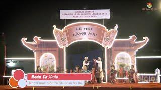 Tiết mục múa đoản ca xuân chào mừng Lễ hội truyền thống Làng Nga My Hạ năm 2015 biểu diễn bởi Thu Cúc và Nhóm múa Tuổi trẻNguồn: http://chidoanmyha.com/mua-doan-ca-xuan.htmlBan tổ chức: Chi đoàn My Hạ------------------------------ Liên hệ Chi Đoàn My Hạ  ------------------------------Youtube: https://www.youtube.com/channel/UCF0-4Djs7nH2BcV3lg449Kw?sub_confirmation=1Facebook: https://www.facebook.com/groups/chidoanmyha/Google Plus: https://plus.google.com/100704143048108057844Website: http://chidoanmyha.com/Email: chidoanmyha@gmail.com#muadoancaxuan #muadoanxuanca #chidoanmyha