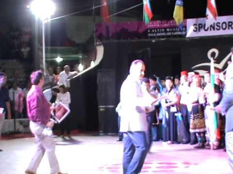 4 Uluslararası Altın Mobilya Halk Dansları Yarışması Finali