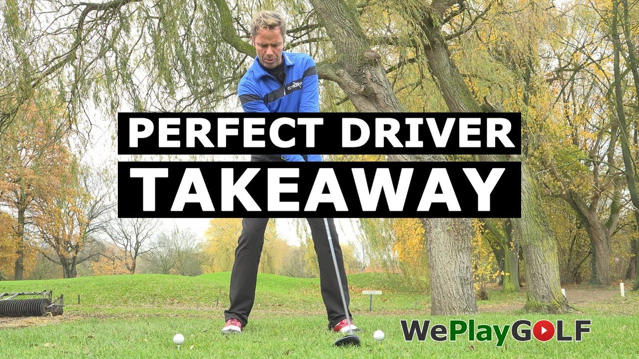 The perfect takeaway with your driver