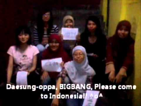 VIP MALANG (INDONESIA) BIRTHDAY MESSAGE FOR DAESUN
