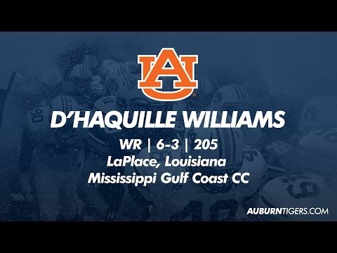 D'haquille Williams JUCO Highlights video.