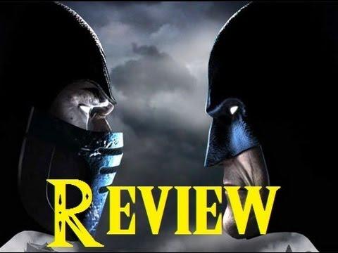 mortal kombat vs. dc universe playstation 3 review