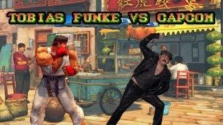 Tobias Funke vs Capcom