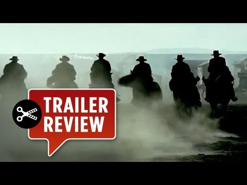 Instant Trailer Review – The Lone Ranger NEW TRAILER (2013) – Johnny Depp Movie HD