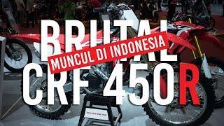 Download Video ESKRIM!!! CRF 450R NONGOL DI INDONESIA, BOR! MP3 3GP MP4