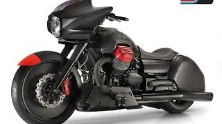 9. Moto Guzzi MGX-21 Bagger Concept Bike Prototype Custom Audace Eldorado