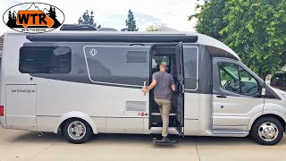 Video 25' Small Class C RV Walk-Through | Leisure Travel Vans Wonder RTB MP3, 3GP, MP4, WEBM, AVI, FLV Juli 2019