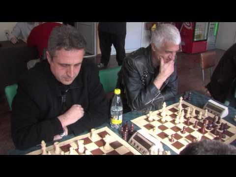 Румен Ташков се класира на осмо място в открит турнир по ускорен шах