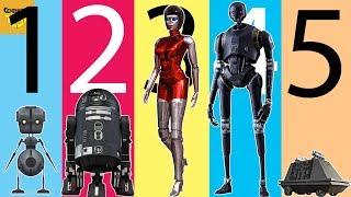 Video The 5 Classes of Droids Explained MP3, 3GP, MP4, WEBM, AVI, FLV Agustus 2018