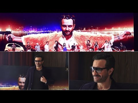 Song Launch Of Film Kaalakaandi With Saif Ali Khan