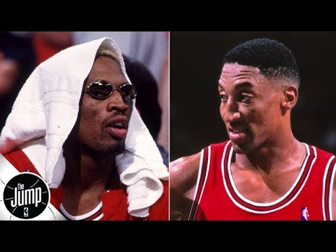 Video: Scottie Pippen didn't want Dennis Rodman on the Bulls at first | The Jump