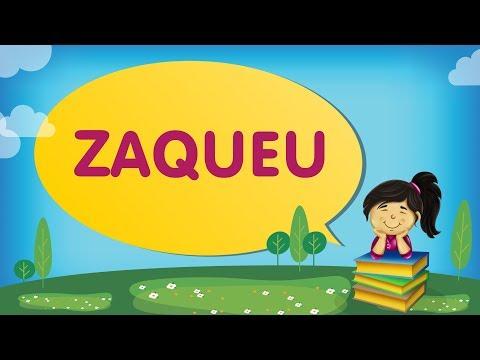 ZAQUEU | Cantinho da Criança com a Tia Érika