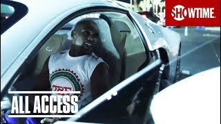 ALL ACCESS: Mayweather's Bugatti Pulls Up | SHOWTIME