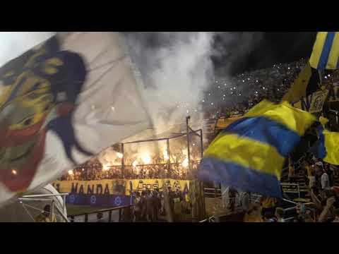 Recibimiento Rosario Central Vs Boca 2017 HD1080 - Los Guerreros - Rosario Central