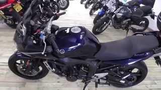 8. 2008 Yamaha FZ6 Fazer 600 S2