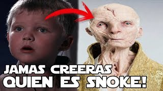 Video Jamas creeras quien resulto ser Snoke (Con pruebas) -Star wars The Last Jedi MP3, 3GP, MP4, WEBM, AVI, FLV Oktober 2017