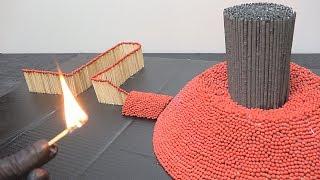 Match Chain Reaction Amazing Fire Domino ERUPTION
