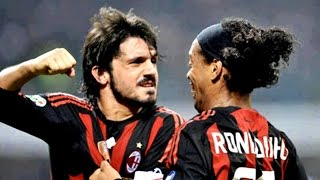 Video Ronaldinho vs Gattuso Funny Fight MP3, 3GP, MP4, WEBM, AVI, FLV Februari 2018