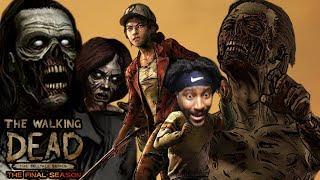 I'M SORRY AJ | The Walking Dead Season 4 Episode 1 Demo